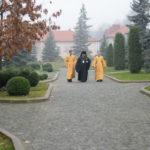Liturghie arhierească în Duminica Învierii fiicei lui Iair, la Mănăstirea Curchi