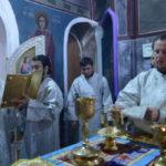 De sărbătoarea Sfinţilor Arhangheli Mihail și Gavriil, PS Petru, Episcop de Ungheni și Nisporeni a liturghisit la Catedrala Episcopală din Ungheni