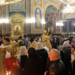 """În Duminica a XXIV-a după Cincizecime, ÎPS Mitropolit Vladimir a săvărşit Sfânta Liturghie la Catedrala Mitropolitană """"Nașterea Domnului"""" din Chișinău"""