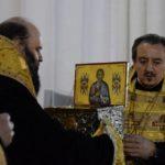 Slujba Privegherii la Catedrala Mitropolitană din Chișinău în cinstea prăznuirii Sf. Apostol Andrei