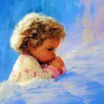 Când seara tu te rogi…