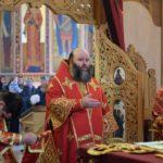 """În Duminica a 28-a după Rusalii, PS Siluan, Episcop de Orhei, a oficiat Sf. Liturghie la Mănăstirea """"Nașterea Maicii Domnului"""" de la Curchi"""
