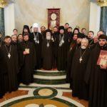 În contextul pelerinajului anual în Țara Sfântă, delegația BOM a fost primită de către Preafericitul Teofilos al III-lea, Patriarhul Ierusalimului