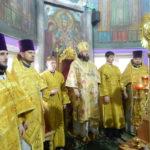 Sf. Apostol Andrei cel întîi chemat, serbat la Catedrala Episcopală din Ungheni