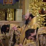 Slujire arhierească în ziua pomenirii Sfântului Apostol Andrei cel Întâi Chemat, la Catedrala mitropolitană