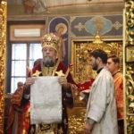 """Duminica a XXVIII-a după Cincizecime, la Catedrala Mitropolitană """"Nașterea Domnului"""" din Chișinău"""