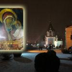 Minune la Mănăstirea Ciuflea: Icoana Maicii Domnului a izvorât mir