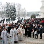 Botezul Domnului sărbătorit la Catedrala Mitropolitană din Chișinău