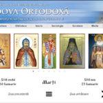 Calendar Creştin Ortodox pentru anul 2018