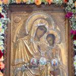INVITAȚIE la prima Slujbă în cinstea Icoanei Maicii Domnului Făcătoare de Minuni de la Hârbovăţ