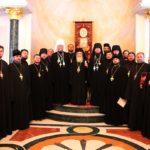 În ultima zi a pelerinajului anual în Țara Sfântă, pelerinii din Moldova au primit binecuvântarea Preafericitului Părinte Teofil al III-lea, Patriarhul Ierusalimului