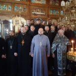 Preoții din Protopopiatul Șoldănești s-au întrunit într-o ședință administrativă