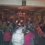 Sfântul Maslu la Capela centrului de educație moral-spirituală a grădiniței 150 din Chișinău