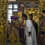 """A doua sâmbătă a Postului Mare la Catedrala Mitropolitană """"Nașterea Domnului"""" din Chișinău"""