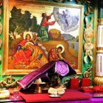 Sfânta Liturghie a Sfântului Vasile cel Mare unită cu Vecernia în Joia Mare