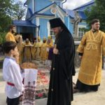 "Episcopul Ioan al Sorocii a resfințit biserica ""Sf. Irh. Nicolae"" din s. Şolcani, r. Soroca"