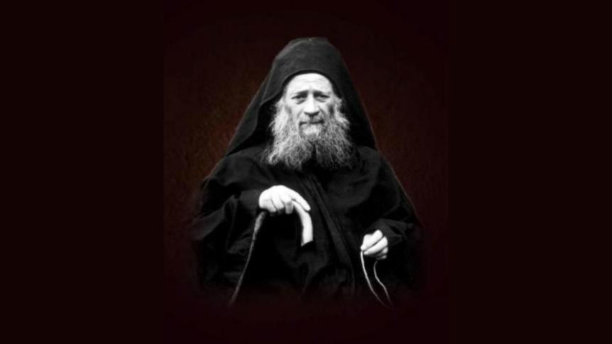 Gheron Iosif: Iubita sora, bucura-te in Domnul