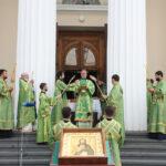 Nașterea Sfântului Prooroc Ioan Botezătorul sărbătorită la Catedrala Mitropolitană din Chișinău