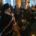 PS Siluan a săvârșit rânduiala tunderii în marea schimă a stareței Mănăstirii Tabăra