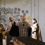 """Înaltpreasfințitul Mitropolit Vladimir a binecuvântat vinul pastoral la Combinatul de Vinuri """"Cricova"""" SA"""