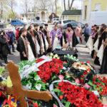 Episcopul Ioan al Sorocii a săvârșit Slujba Parastasului de 40 de zile pentru academicianul Nicolae Dabija