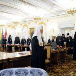 Întâistătătorul Bisericii Ortodoxe din Moldova, Înaltpreasfințitul Mitropolit Valdimir participă la lucrările Sfântului Sinod al Bisericii Ortodoxe Ruse