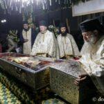 Moaștele Sfintei Parascheva au fost așezate în Catedrala Mitropolitană din Iași – 2021