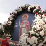Procesiunea cu moaștele Sf. M. Mc. Ioan cel Nou de la Suceava la Mănăstirea Putna (2021)